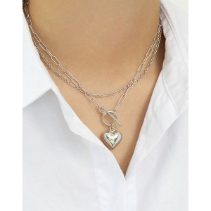 DAVINA Sterling Silver Necklace