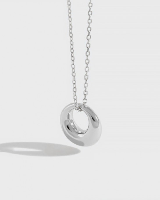 DOME Sterling Silver Necklace