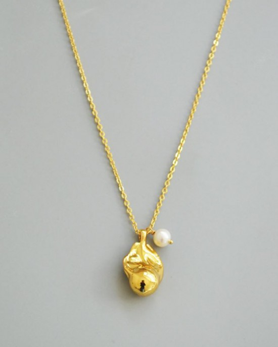 GOLDEN BPD Pendant Necklace