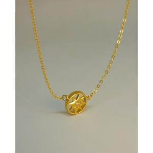 HOPE Gold Vermeil Necklace