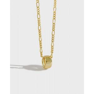 LOOP Gold Vermeil Necklace