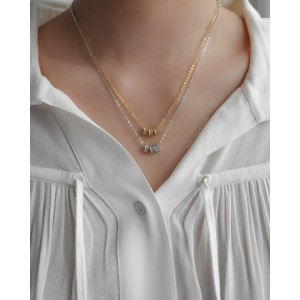 LUCKY Gold Vermeil Necklace