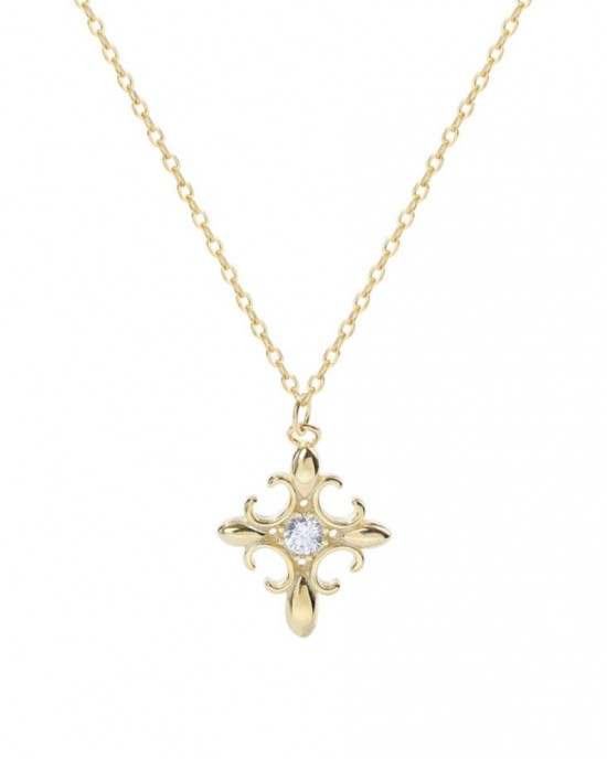MIRACLE Gold Vermeil Necklace