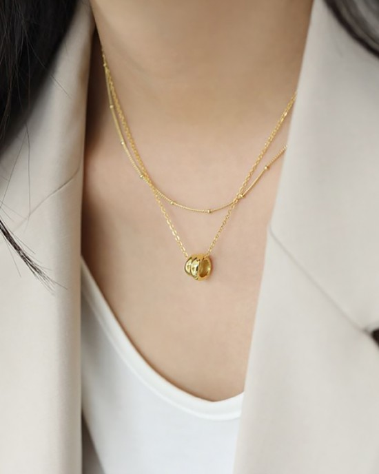 OPHELIA Gold Vermeil Necklace