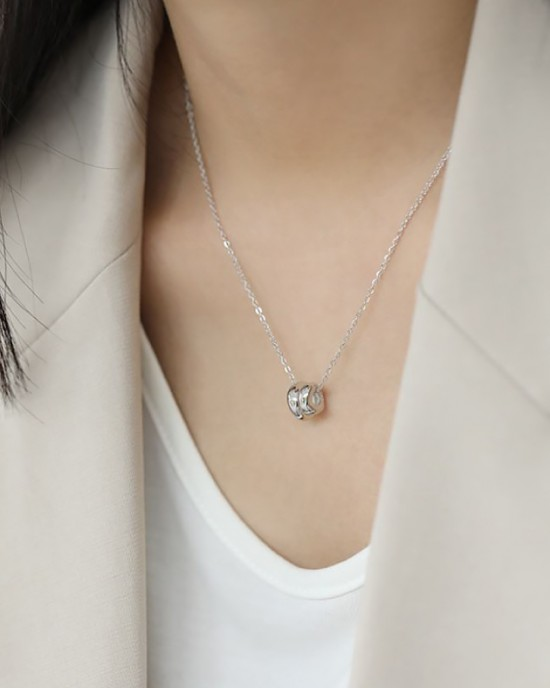 OPHELIA Sterling Silver Necklace