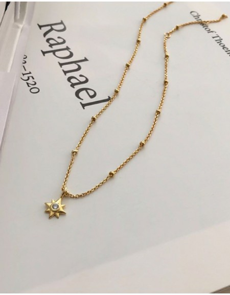 Polaris Gold Vermeil Choker