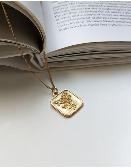 ROSEBUSH Gold Vermeil Necklace
