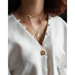 ROSEBUSH Gold Vermeil Necklace