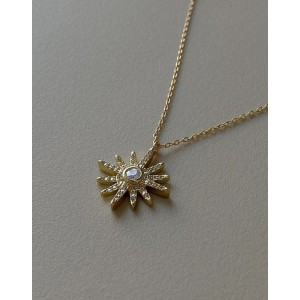 STARLIGHT Gold Vermeil Necklace