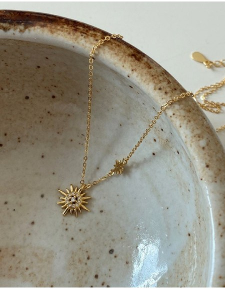 Starshine Gold Vermeil Necklace