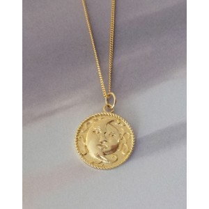 SUNSHINE Gold Vermeil Necklace