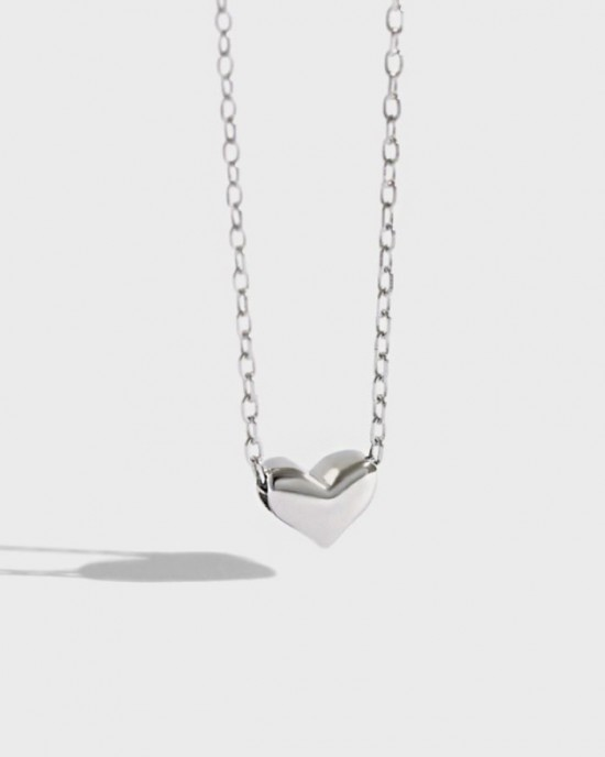 SWEETHEART Sterling Silver Necklace