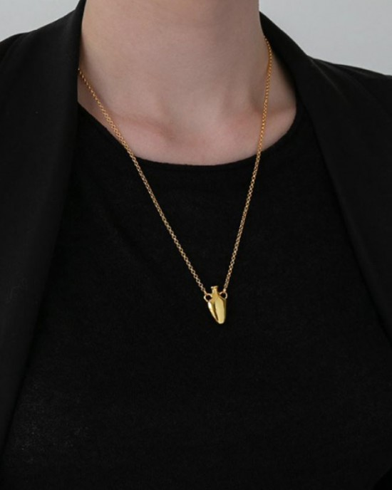 VASE Gold Necklace