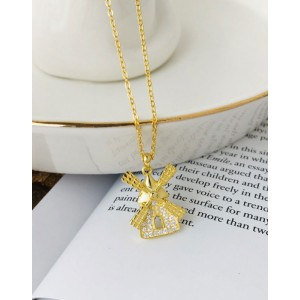 WINDMILL Gold Vermeil Necklace