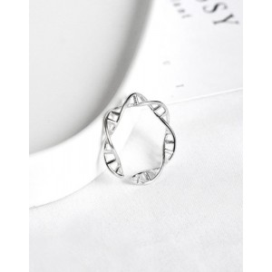 ADNA Sterling Silver Ring