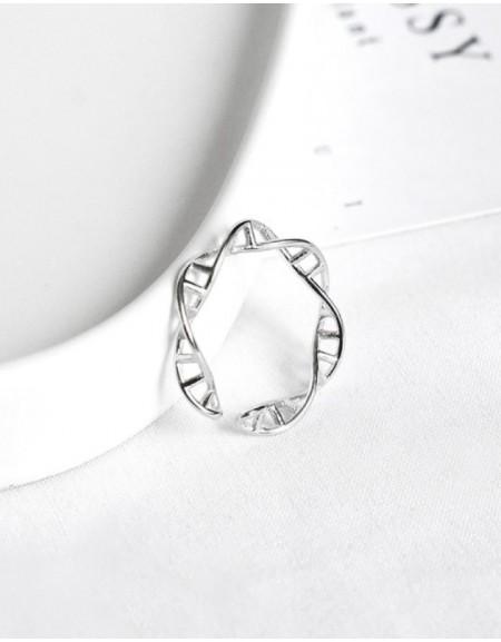 ADNA Sterling Silver Ring