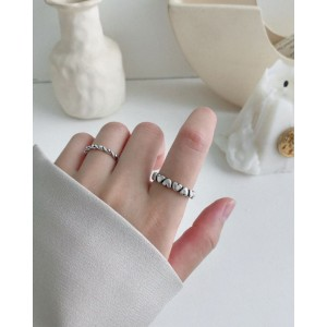 AIMEE Sterling Silver Ring