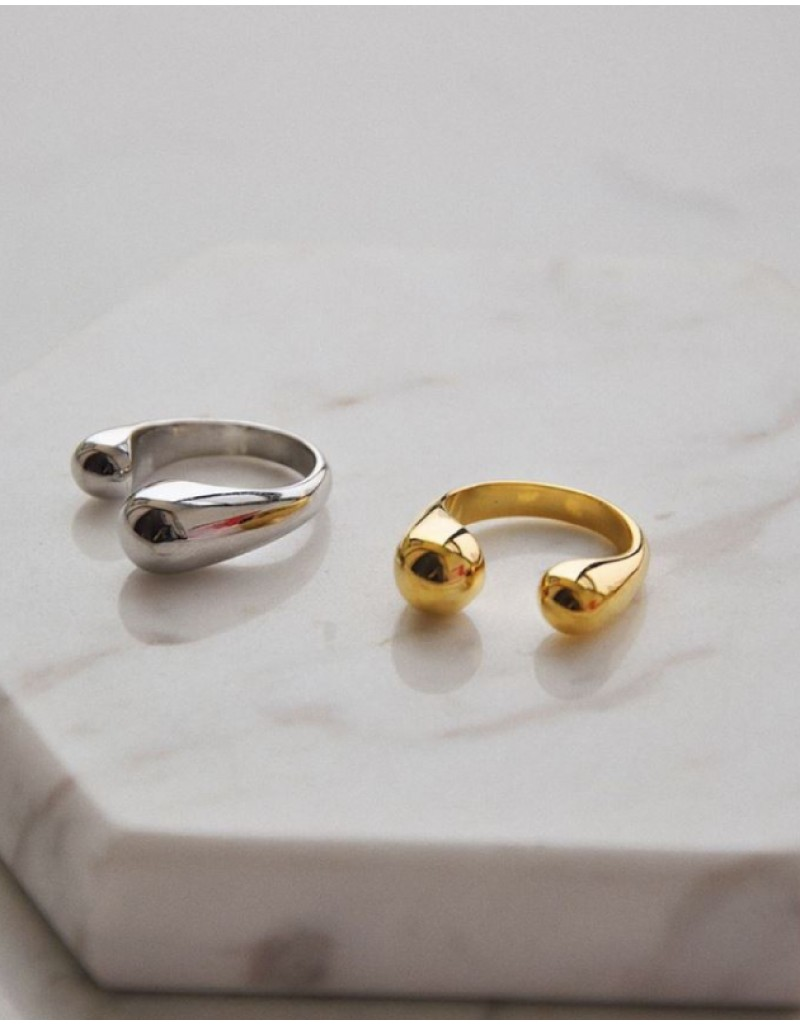 ALINE Silver Ring