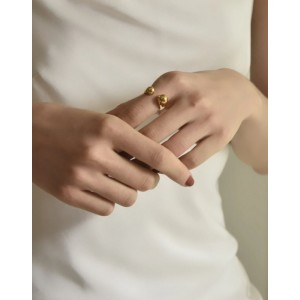 ALINE Gold Ring