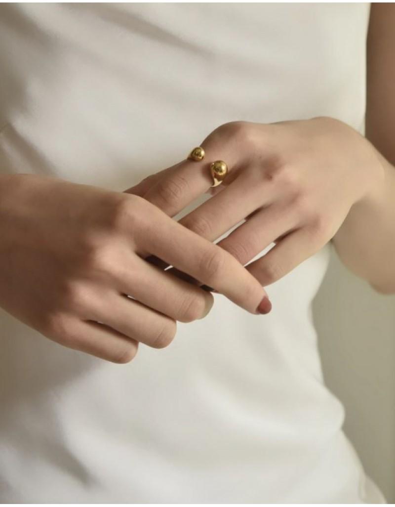 ALINE Gold Ring