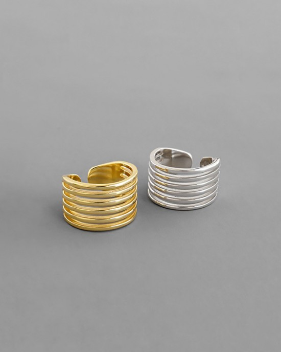 ALIX Gold Vermeil Ring