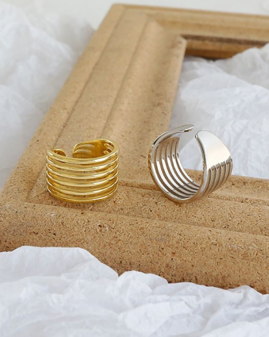 ALIX Sterling Silver Ring