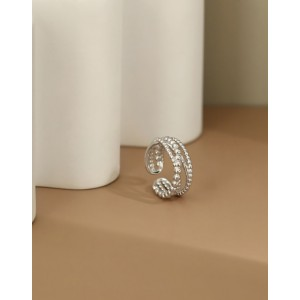 ALLISON Sterling Silver Ring