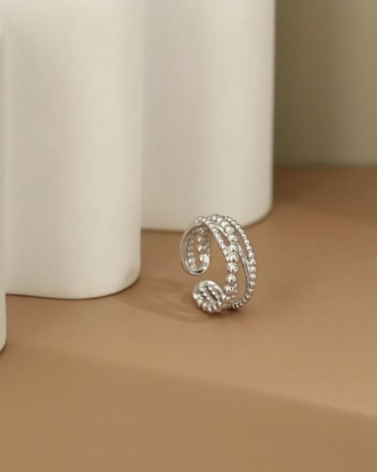 ALLISON Sterling Silver Ring