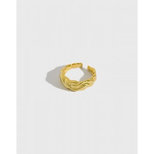 AUDREY Gold Vermeil Ring