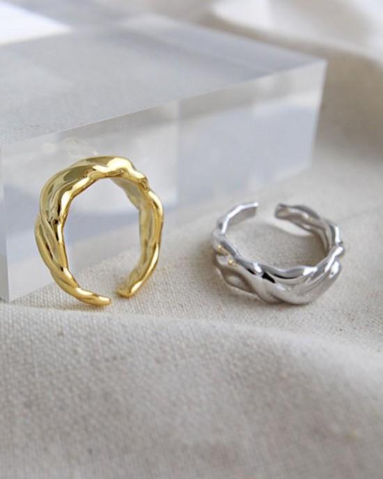 AUDREY Gold Vermeil Ring