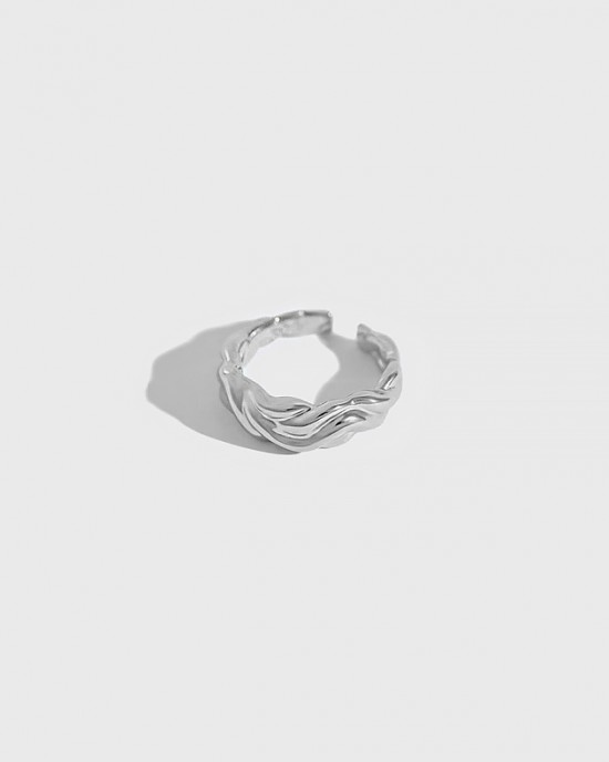 AUDREY Sterling Silver Ring