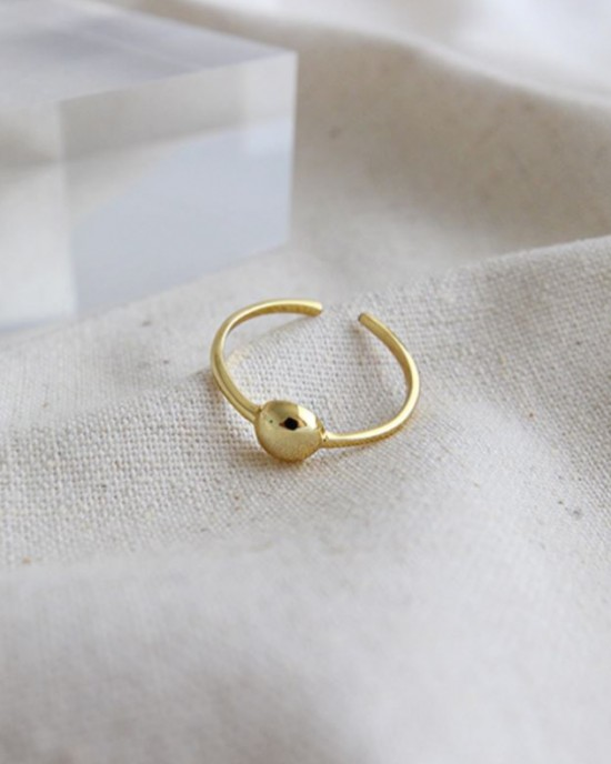 AVERY Gold Vermeil Ring