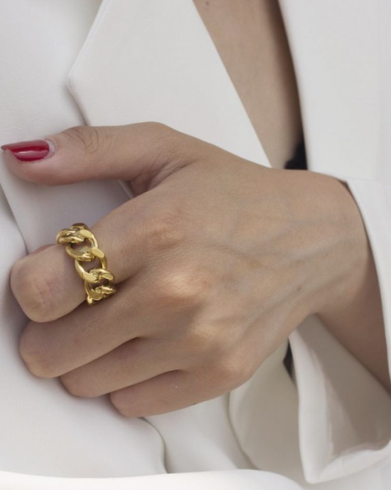 BLAIRE Gold Ring