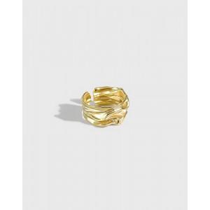 BLAKE Gold Vermeil Ring