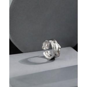 BLAKE Sterling Silver Ring
