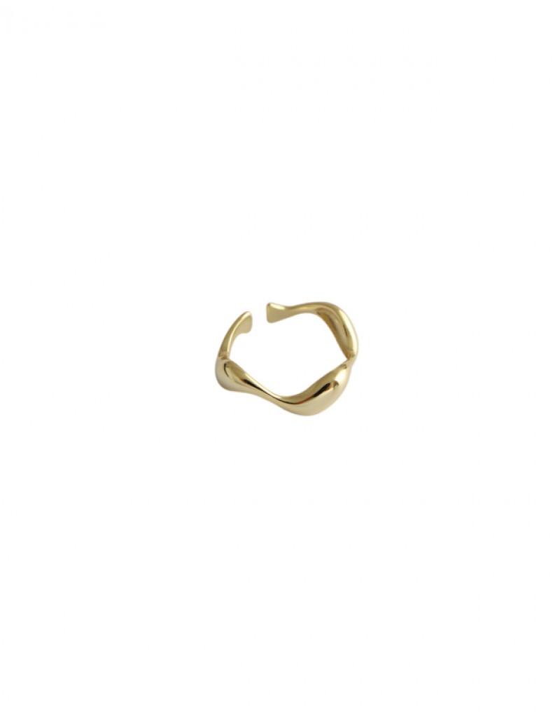 BROOK Gold Vermeil Ring