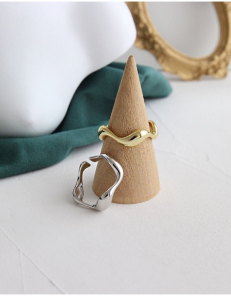 BROOK Sterling Silver Ring