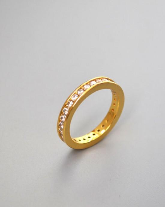 CAITLIN Cubic Zirconia Eternity Ring
