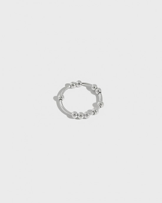 CHARLOTTE Sterling Silver Ring