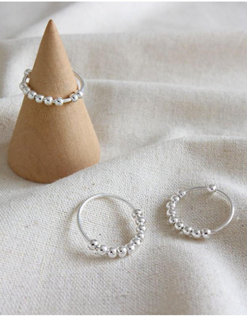 CHARLOTTE Sterling Silver Ring