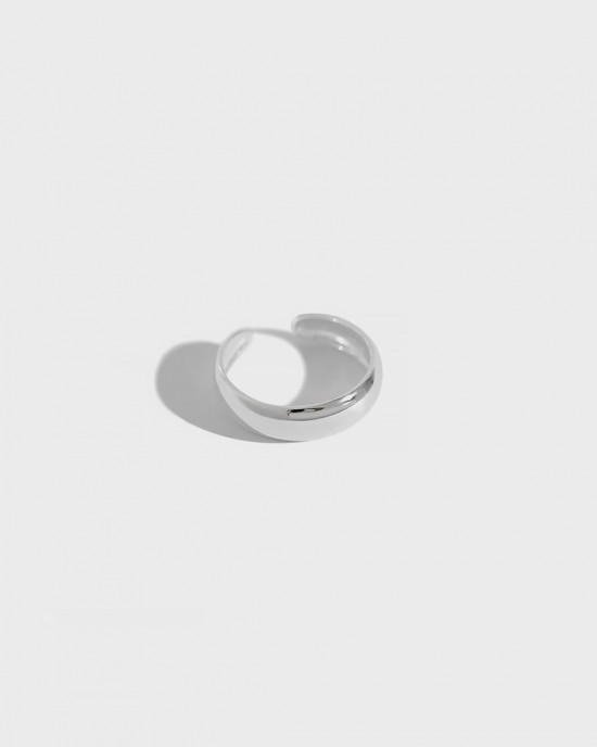 CLAIRE Sterling Silver Pinky Ring