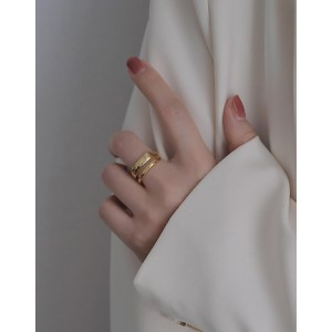 DAKOTA Gold Vermeil Ring