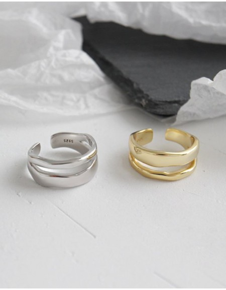 DAKOTA Gold Vermeil Ring
