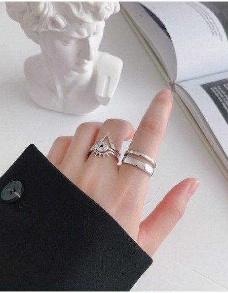 DAKOTA Sterling Silver Ring