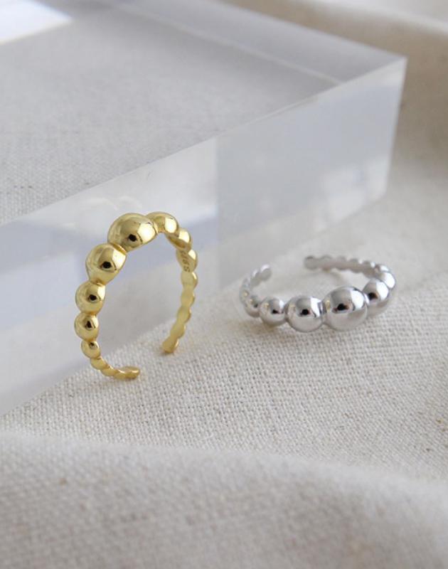 DEBBIE Silver Ring