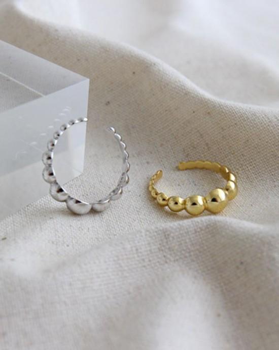 DEBBIE Sterling Silver Ring