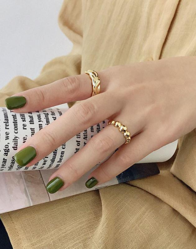 DEBBIE Gold Ring