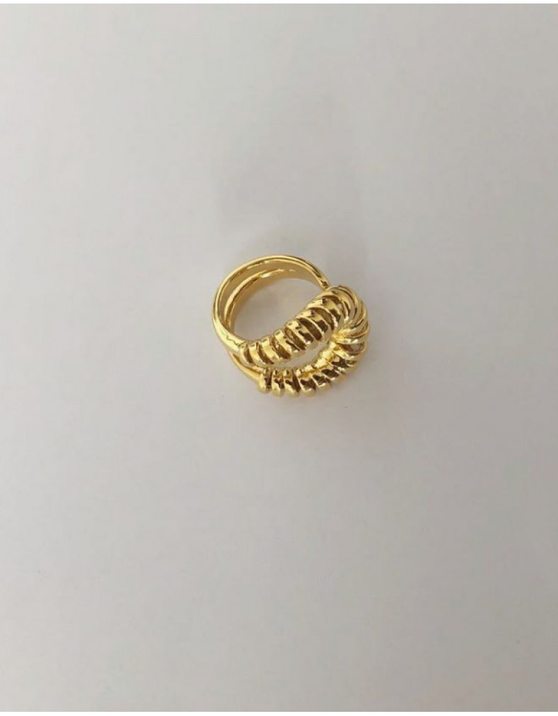 ELEONORE Gold Ring
