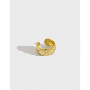 EVELYN Gold Vermeil Ring