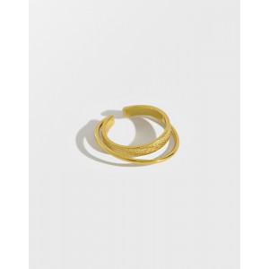 FIONA Gold Vermeil Ring